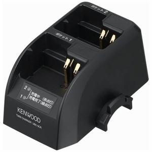 ケンウッド UBC-9CR ツイン充電台