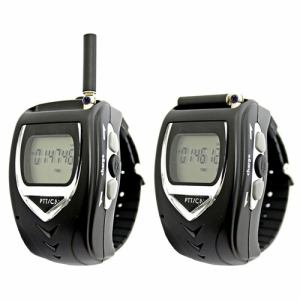 FRC FT-20WE 腕時計型 特定小電力トランシーバー (2台セット)