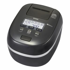 タイガー魔法瓶 JPD-G060KP 圧力IH炊飯ジャー 炊きたて 3.5合 ピュアブラック