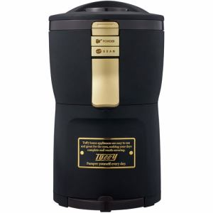 ラドンナ KCM7 コーヒーメーカー Toffy  リッチブラック