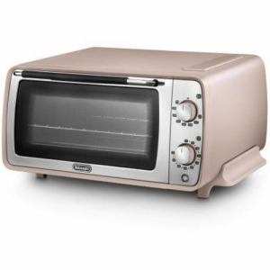 デロンギ EOI408J-PK ディスティンタ・ペルラコレクション オーブン&トースター ピンク