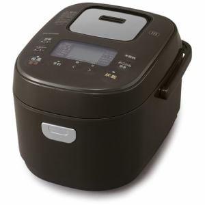 アイリスオーヤマ KRC-IK30-T IHジャー炊飯器 3合   ブラウン