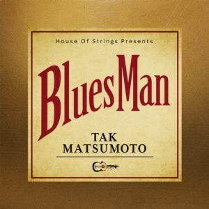 【CD】Tak Matsumoto / Bluesman(完全初回生産限定盤)(DVD+オリジナルTシャツ+ピック付)
