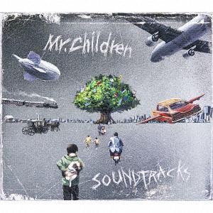 【発売日翌日以降お届け】【CD】Mr.Children / SOUNDTRACKS(初回限定盤A)(DVD付)