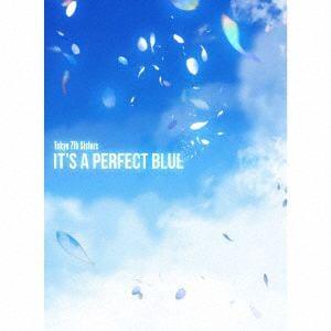 【CD】Tokyo 7th シスターズ / IT'S A PERFECT BLUE[プレミアムBOX](4CD+DVD+Tシャツ+缶バッジ+ミニポスター)