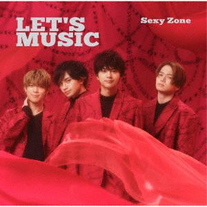 【CD】Sexy Zone / LET'S MUSIC(通常盤)