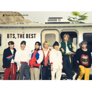 【CD】BTS / BTS, THE BEST(初回限定盤B)(2DVD付)