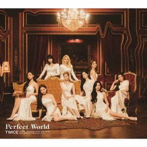 【CD】TWICE / Perfect World(初回生産限定盤A)(DVD付)