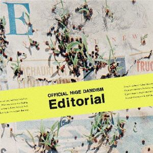 【CD】Official髭男dism / Editorial(DVD付)