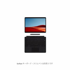 ノートパソコン 新品 Microsoft MJX-00011 Surface Pro X SQ1/8/128 LTE ブラック ノートpc ノート パソコン