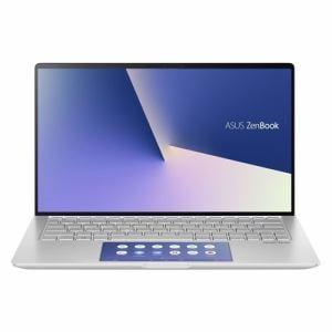 ASUS UX334FAC-A4117T ノートパソコン ASUS ZenBook シリーズ  アイシクルシルバー