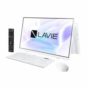 NEC PC-HA770RAW デスクトップパソコン LAVIE Home All-in-one  ファインホワイト