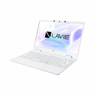 NEC PC-NM550RAW モバイルパソコン LAVIE Note Mobile パールホワイト ノートpc ノートパソコン