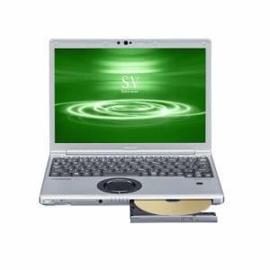 パナソニック CF-SV9NDMQR モバイルノートパソコン レッツノートSV  シルバー&ブラック