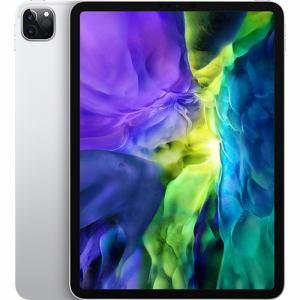 アップル(Apple) MY252J/A 11インチiPad Pro(第2世代) Wi-Fiモデル 128GB シルバー