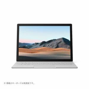 Microsoft V6F-00018 ノートパソコン Surface Book 3 I5 8GB 256GB プラチナ 13.5インチ