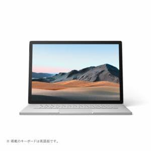 Microsoft SMV-00018 ノートパソコン Surface Book 3 i7 32GB 1TB dGPU プラチナ 15インチ