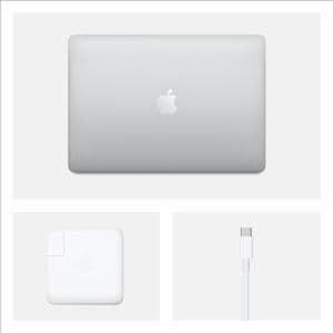 アップル(Apple) MXK62J/A 13インチ MacBook Pro Touch Bar 2020年モデル 第8世代クアッドコアIntel Core i5 256GB シルバー