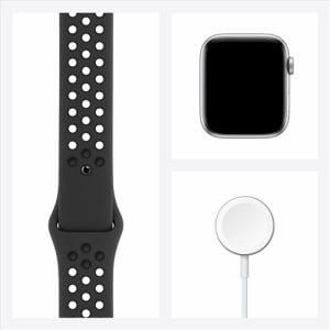 アップル(Apple) M09Y3J/A Apple Watch Nike Series 6(GPS + Cellularモデル)- 44mmスペースグレイアルミニウムケースとアンスラサイト/ブラックNikeスポーツバンド