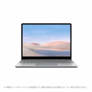 タブレット マイクロソフト サーフェス GO 新品 Microsoft 1ZO-00020 Surface Laptop Go i5/4/64 プラチナ