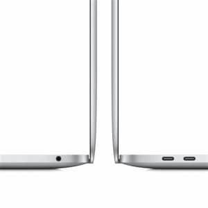 アップル(Apple) MYDA2J/A MacBookPro 13.3インチ Touch Bar搭載 シルバー Apple M1チップ(8コアCPU/8コアGPU) SSD256GB メモリ8GB