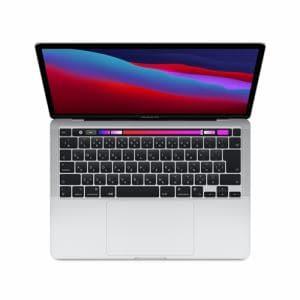 アップル(Apple) MYDC2J/A MacBookPro 13.3インチ Touch Bar搭載 シルバー Apple M1チップ(8コアCPU/8コアGPU) SSD512GB メモリ8GB