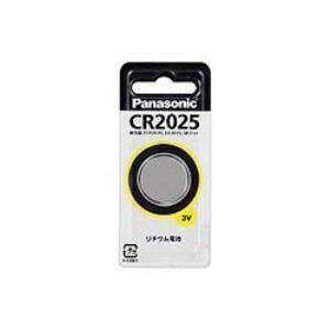 パナソニック 【コイン形リチウム電池】 CR2025P