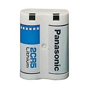 パナソニック 【円筒形リチウム電池】(1個入り) 2CR-5W