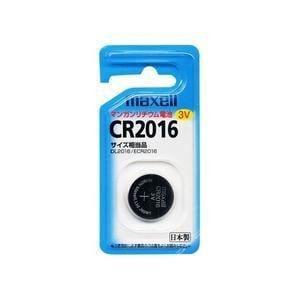 マクセル maxell(マクセル)リチウムコイン電池 CR2016.1BS