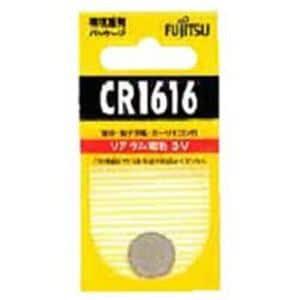FDK リチウムコイン電池 CR1616C(B) N