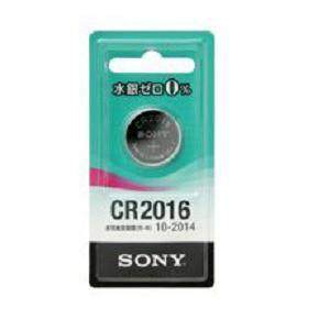 ソニー リチウム電池 CR2016-ECO