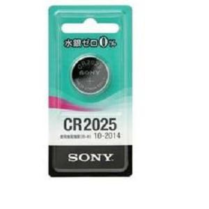 ソニー リチウム電池 CR2025-ECO