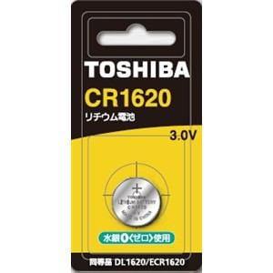 東芝 コイン電池 CR1620B