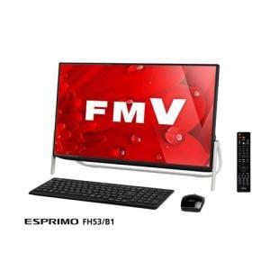 富士通 FMVF53B1B デスクトップパソコン FMV ESPRIMO FH53B1