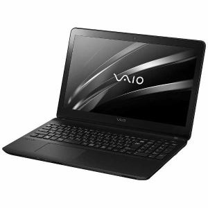 VAIO VJF15690211B 15.5型ノートパソコン VAIO Fit15E ブラック