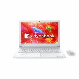 東芝 PT55DWP-BJA2 ノートパソコン dynabook T55/DW  リュスクホワイト