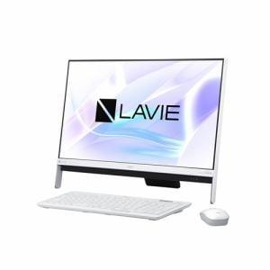 NEC PC-DA350HAW デスクトップパソコン LAVIE Desk All-in-one  ファインホワイト