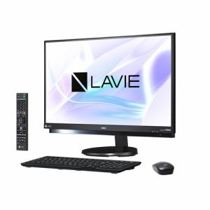 NEC PC-DA770HAB デスクトップパソコン LAVIE Desk All-in-one  ファインブラック