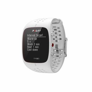 POLAR 90067354 ポラール GPSランニングウォッチ M430ホワイト Sサイズ