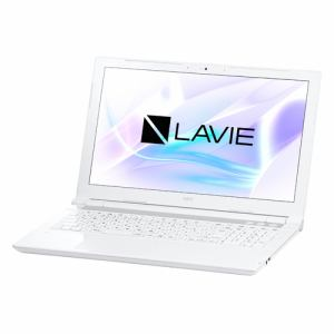 NEC PC-NS600JAW ノートパソコン LAVIE Note Standard  エクストラホワイト