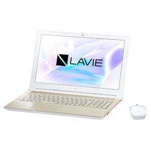 NEC PC-NS700JAG ノートパソコン LAVIE Note Standard  シャンパンゴールド