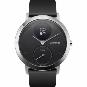 Withings Steel HR (40mm) Black HWA03-40Black-All-JP HWA03-40BLACK-ALL-JP