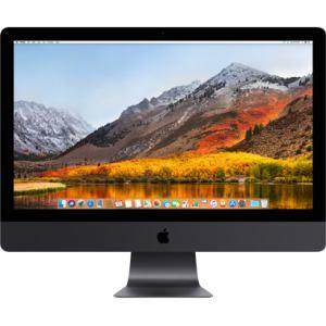 アップル(Apple) MQ2Y2J/A iMac Pro 27インチ Retina 5Kディスプレイモデル