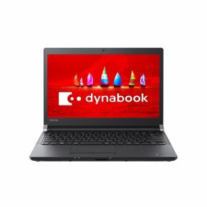 東芝 PRX33FBPSEA モバイルパソコン dynabook RX33/FB  グラファイトブラック
