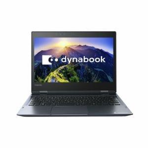 東芝 PV72FLP-NEA モバイルパソコン dynabook V72/FL  オニキスブルー