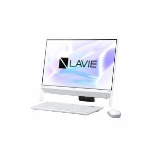 NEC PC-DA350KAW デスクトップパソコン LAVIE Desk All-in-one  ファインホワイト
