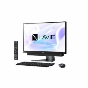 NEC PC-DA770KAB デスクトップパソコン LAVIE Desk All-in-one  ダークシルバー