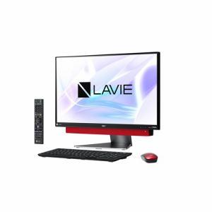 NEC PC-DA770KAR デスクトップパソコン LAVIE Desk All-in-one  メタルレッド