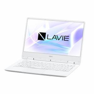NEC PC-NM550KAW モバイルパソコン LAVIE Note Mobile  パールホワイト