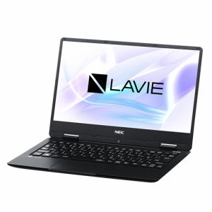 NEC PC-NM550KAB モバイルパソコン LAVIE Note Mobile  パールブラック